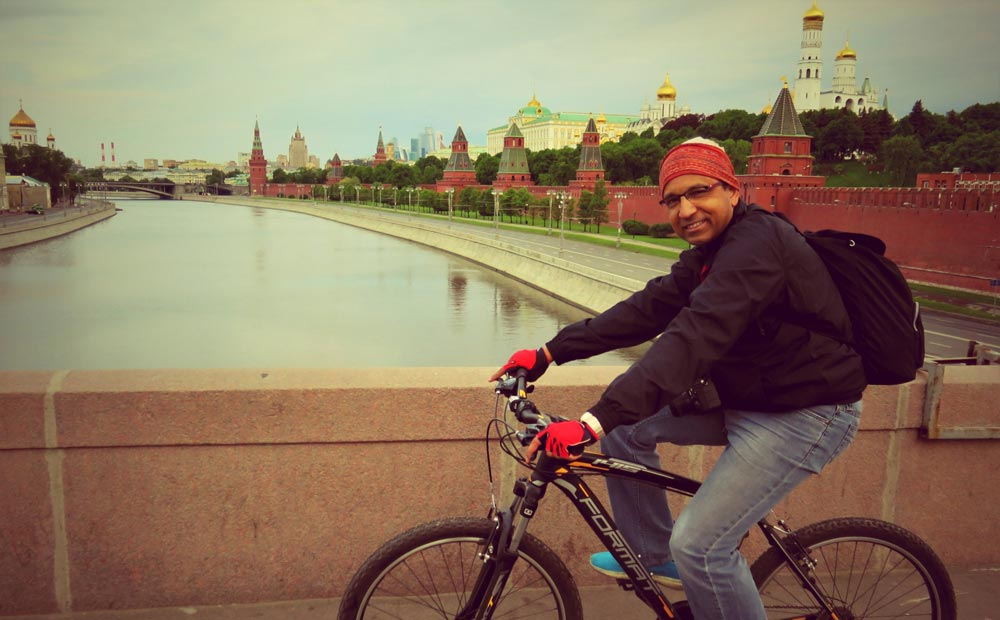 From Dusk Till Dawn Moscow Bike Tour